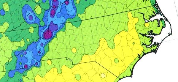 Gardeningplaces Ahs Plant Heat Zone Map